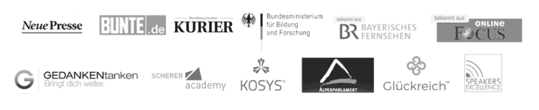 Logos als Referenzen