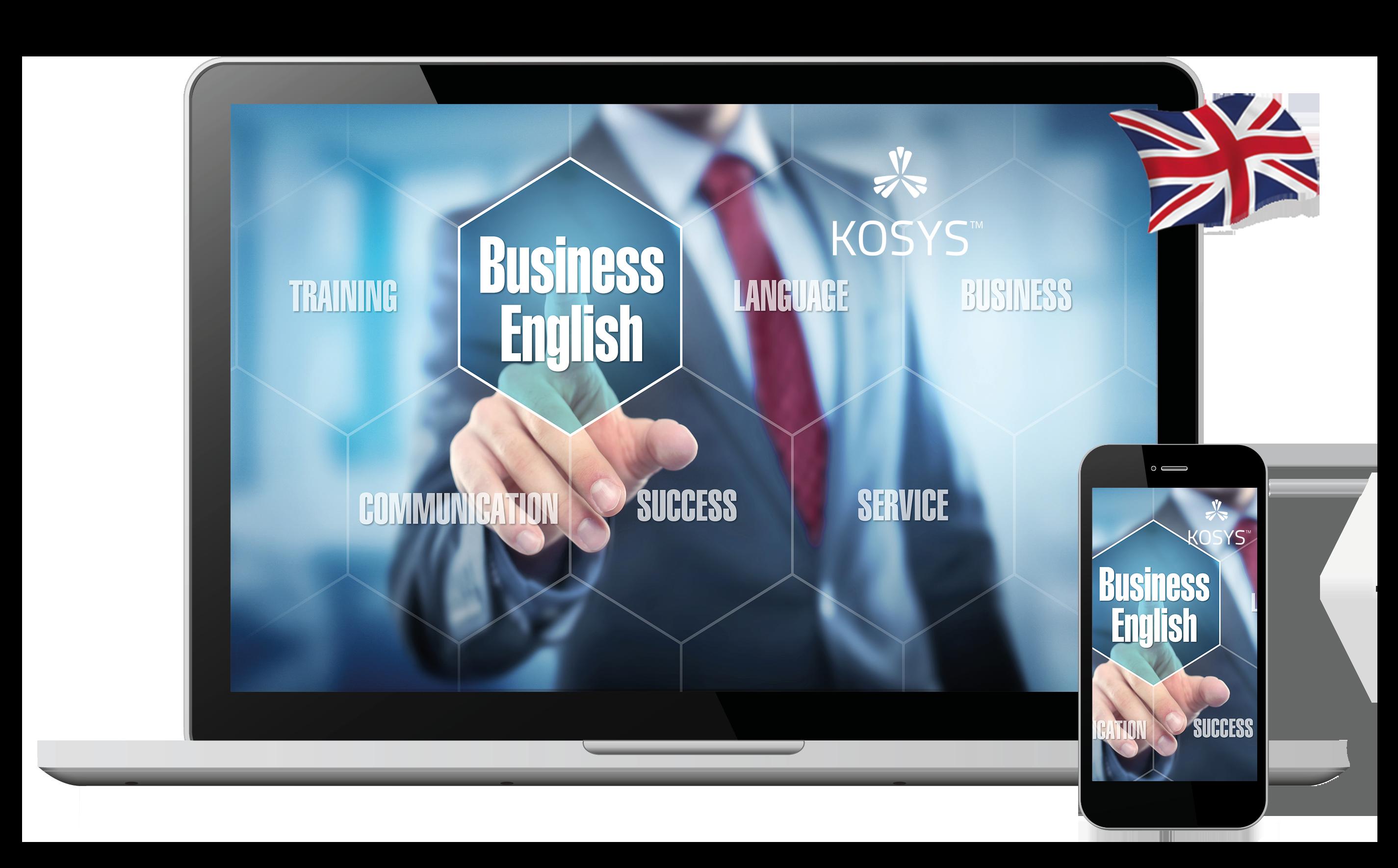 Business-Englisch-Produktbild