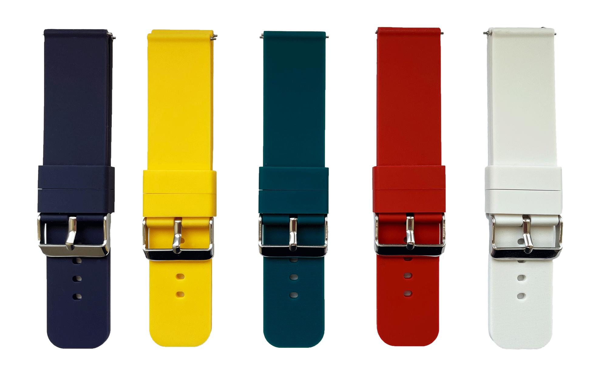neoos®X Silikon Armbänder