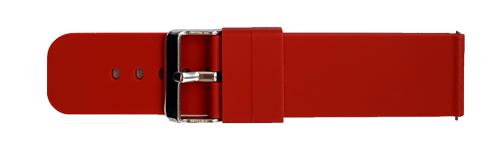 neoos® Armband Silikon rot